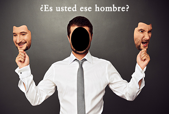 ¿Es usted ese hombre?